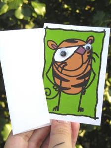 Detail Image for art ERBRRR THE TIGER