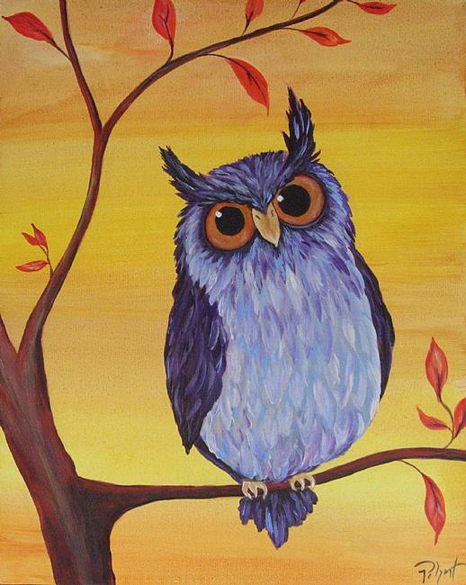 Art: Wise Little Mister by Artist Padgett Mason
