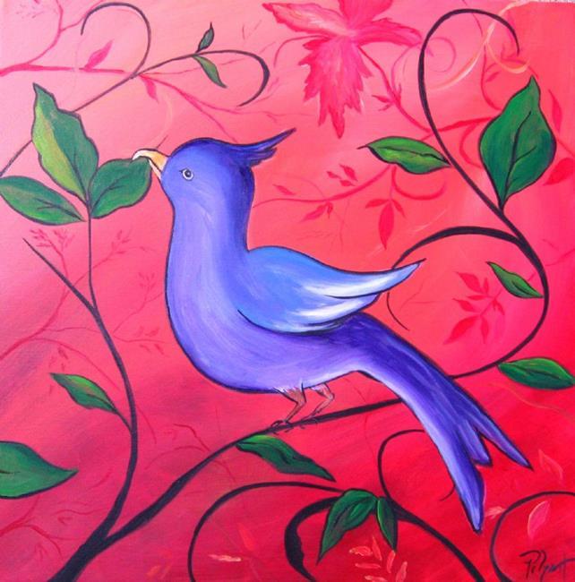 Art: Free Bird by Artist Padgett Mason
