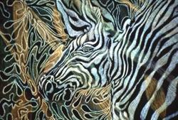 Art: lost in the leaves by Artist Naquaiya