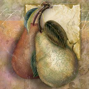 Detail Image for art Pears at Last Harvest