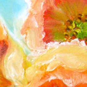Detail Image for art Iceland Poppies SOLD