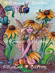 Art: Susan.jpg by Ronne P Barton