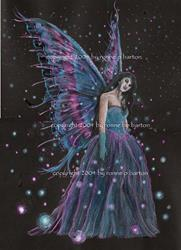 Art: Fairy Princess II by Artist Ronne P Barton