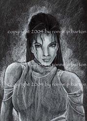 Art: Venus by Artist Ronne P Barton