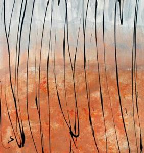 Detail Image for art Erupting into the Fog