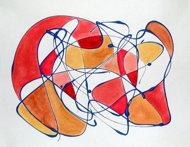 Art: Autumn Symphony #4 by Artist Diane G. Casey