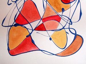 Detail Image for art Autumn Symphony #4