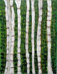 Art: Time to Go Green! by Artist Diane G. Casey