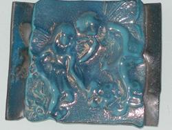 Art: Cast glass fairies by Artist Deborah Sprague