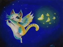 Art: Magical Music by Artist Nico Niemi
