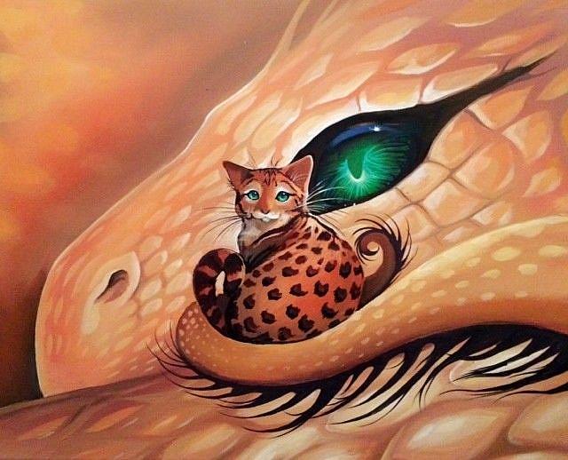 Art: Spotted Treasure by Artist Nico Niemi