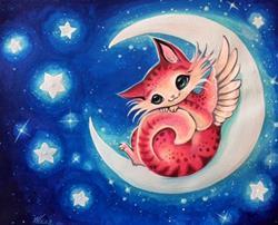 Art: Stardust Lullaby by Artist Nico Niemi