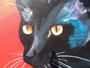 Detail Image for art Licorice ~ Curious