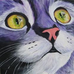 Art: In My Eye by Artist Padgett Mason