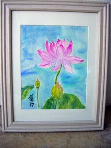 Detail Image for art Lotus II