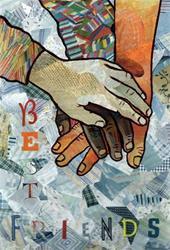 Art: Hands of Friendship by Artist Tau