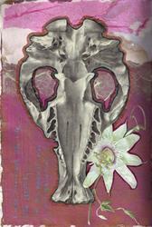 Art: Journal entry by Artist Tau