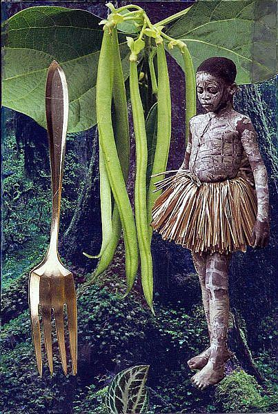 Art: Postcard 6 by Artist Tau