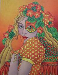 Art: Facade by Artist Shelly Bedsaul