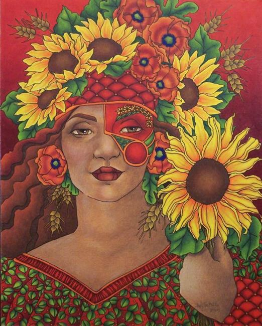 Art: Summer Foole by Artist Shelly Bedsaul
