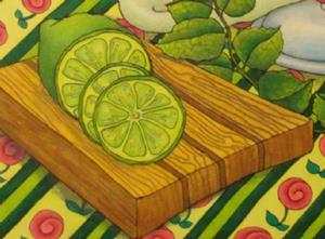 Detail Image for art Put the Lime in the Mint Tea