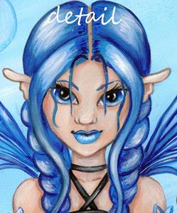 Detail Image for art The Blue Fairy.jpg
