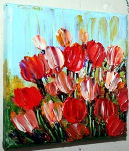 Detail Image for art TULIPS FLOWERS