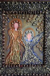 Detail Image for art MOTHER and CHILD