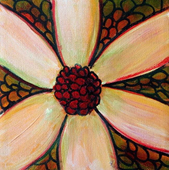 Art: EXOTIC FLOWER by Artist LUIZA VIZOLI