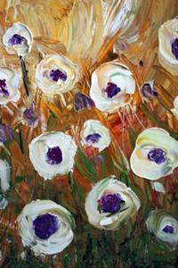 Detail Image for art WHITE POPPIES GARDEN