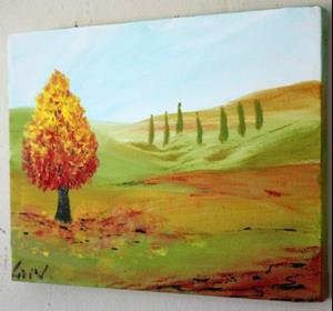 Detail Image for art FALL TREE
