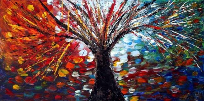 Art: REFLECTIONS from TOMORROW  by Artist LUIZA VIZOLI