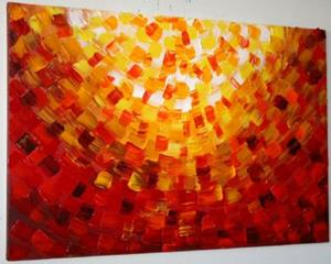 Detail Image for art CITY of LIGHT SOLD