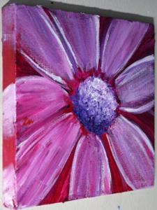 Detail Image for art PURPLE FLOWER