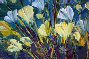 Detail Image for art Flowers Of My Dreams