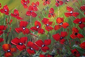Detail Image for art red on moss green.jpg