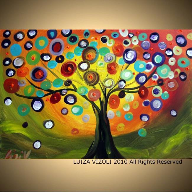 Art: tree.jpg by Artist LUIZA VIZOLI