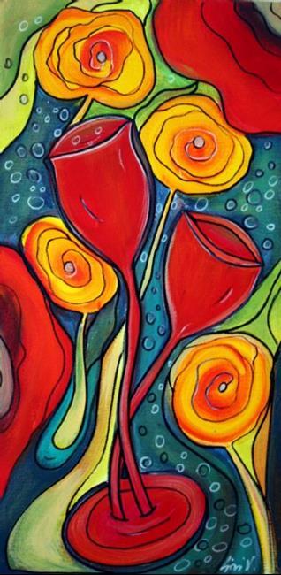 Art: MEDICINE FOR LOVE  by Artist LUIZA VIZOLI