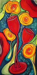 Art: LOVE MEDICINE by Artist LUIZA VIZOLI