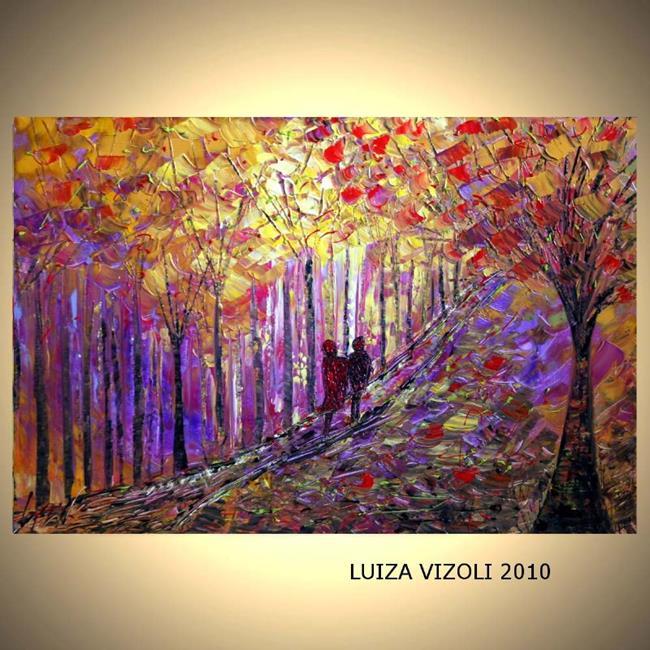 Art: OUR PARK by Artist LUIZA VIZOLI
