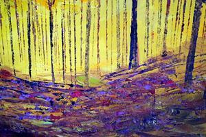Detail Image for art PURPLE RAIN .JPG