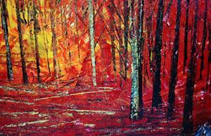 Detail Image for art RED FOREST.jpg