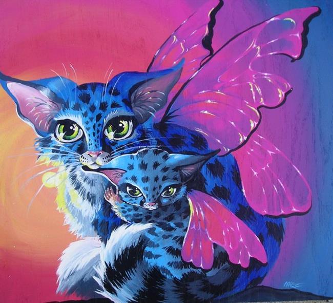 Art: Creatures by Artist Nico Niemi