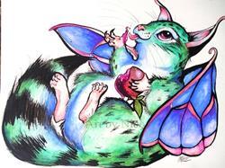 Art: Yum! by Artist Nico Niemi
