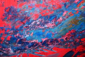 Detail Image for art FIRE & WATER -  FENG SHUI