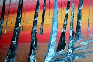 Detail Image for art SUNSET-MINNESOTA