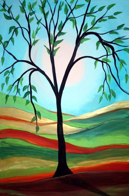 Art: FREE SPIRIT-EBSQ by Artist LUIZA VIZOLI