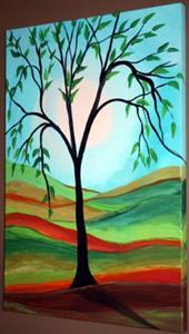 Detail Image for art FREE SPIRIT-EBSQ