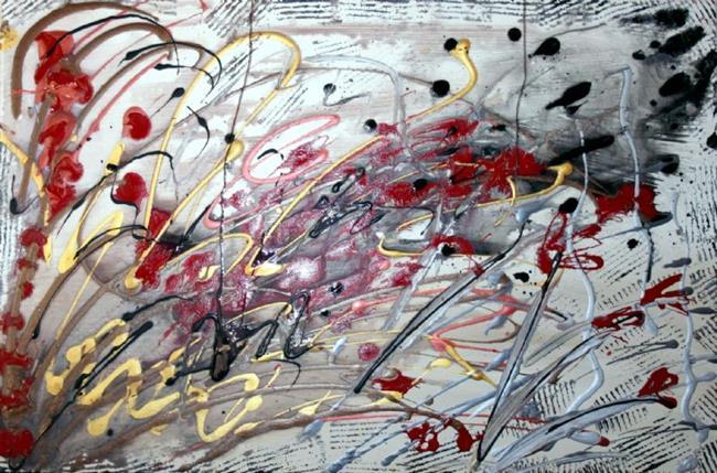 Art: THE FRUIT OF THE SPIRIT-LOVE by Artist LUIZA VIZOLI